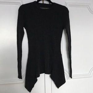 Enza Costa Cashmere Blend Sweater
